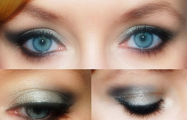 Eyes Judgments Greasepaint Make Up Structure Makeu