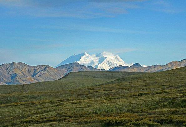 Alaska Landscapes Nature Wilderness Wasteland Dena