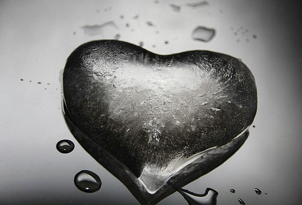 Heart Emotion Frost Cold Emotionless Ice Winter Se