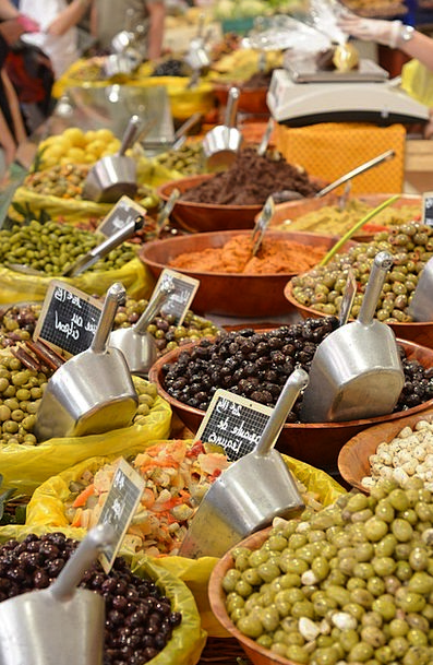Market Marketplace Drink Spending Food Food Nouris