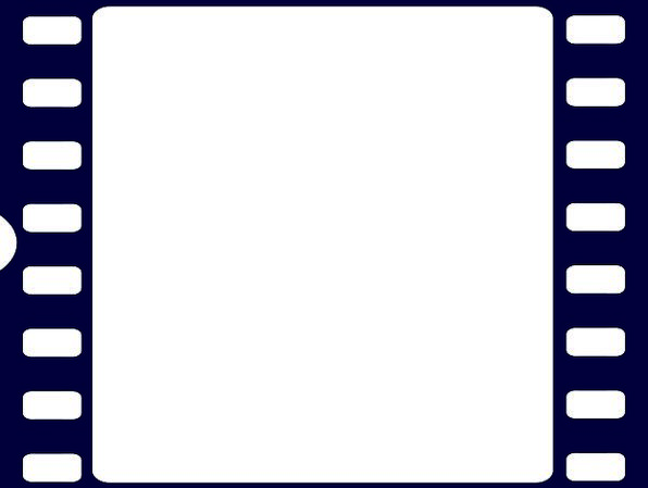 Film Strip Image Blank Outright Picture Analogue E