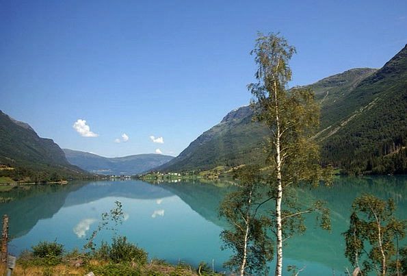 Norway Landscapes Nature Nature Countryside Scandi