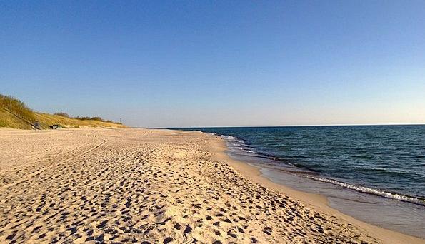 Beach Seashore Vacation Travel Sea Marine Baltic S