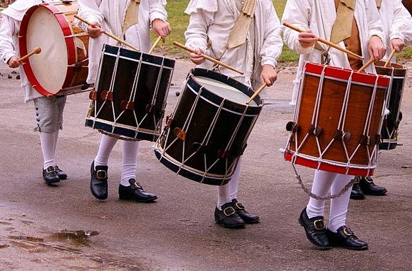 Drums Barrels Drumming Music Melody Percussion Per