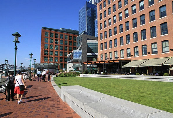 United States High-Rise Building Boston