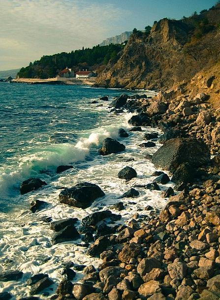 Sea Marine Vacation Upsurge Travel Rock Pillar Wav
