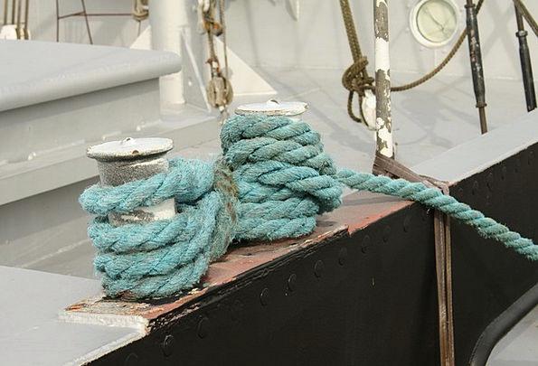 Ship Traffic Jams Ship Vessel Cordage Rope Cord An
