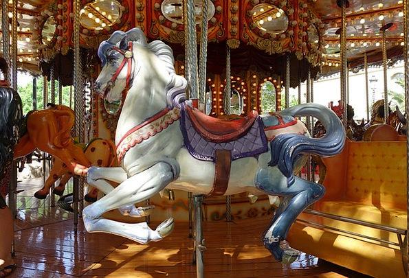 Carousel Merry-go-round Fair Reasonable Caballito
