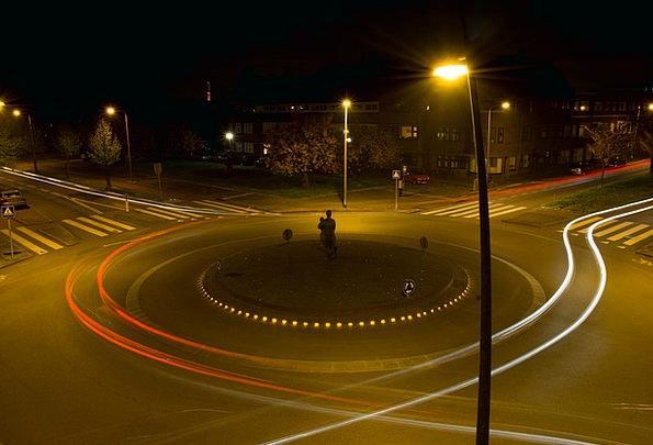 Roundabout Traffic Traffic Junction Transportation