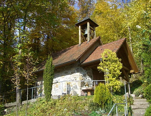 Porziuncola Chapel Gengenbach Forest Chapel