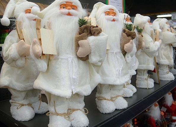 Santa Clauses Figures Statistics Nicholas Christma