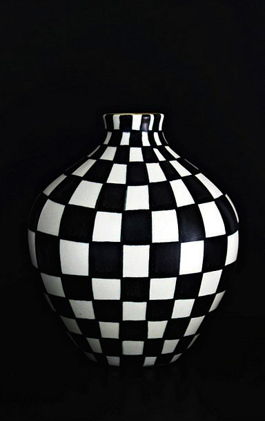 Vase Urn Textures Backgrounds Black And White Hand Painting