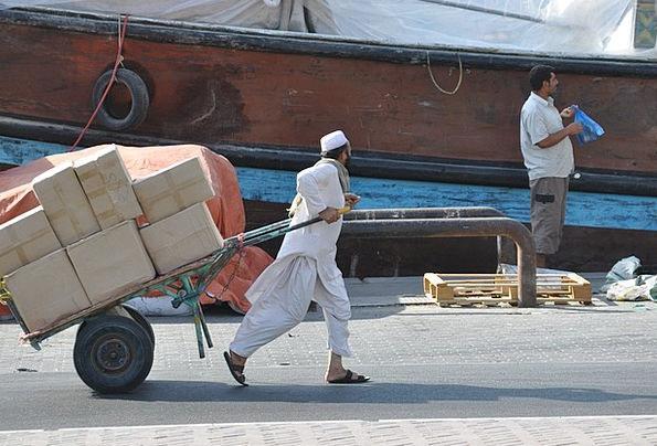 Cargo Load Traffic Vessel Transportation Harbor Po