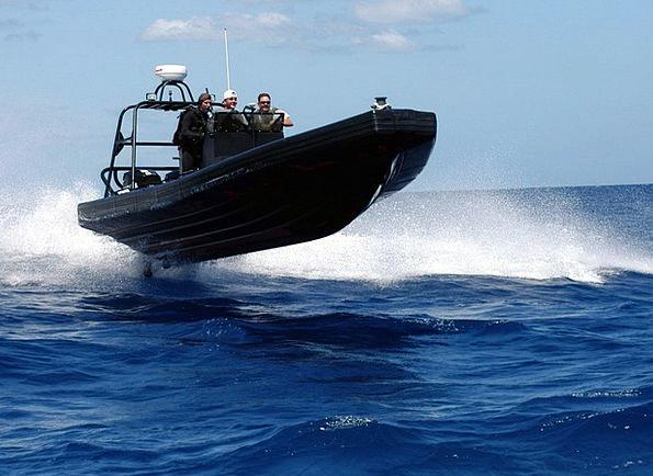 Speedboat Motorboat Vacation Ship Travel Sea Marin