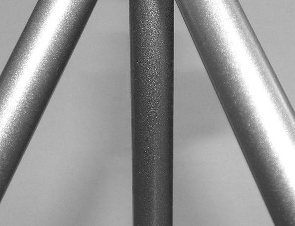 Tripod Stand Pipe Steel Strengthen Tube The Design