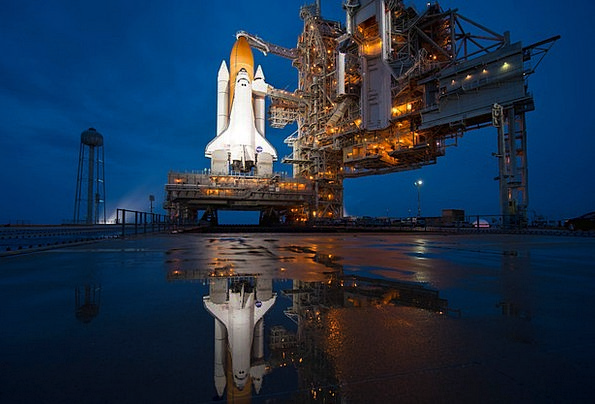 Cape Canaveral Space Shuttle Space capsule Florida