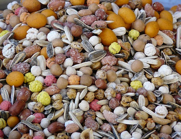 Cores Centers Nuts Mad Core Mix Nut Mix Sunflower