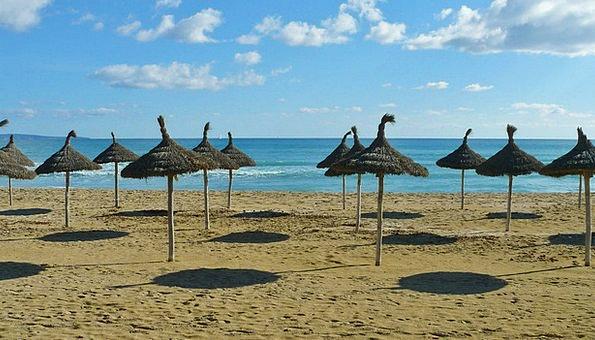 Sand Beach Vacation Seashore Travel Sand Shingle B