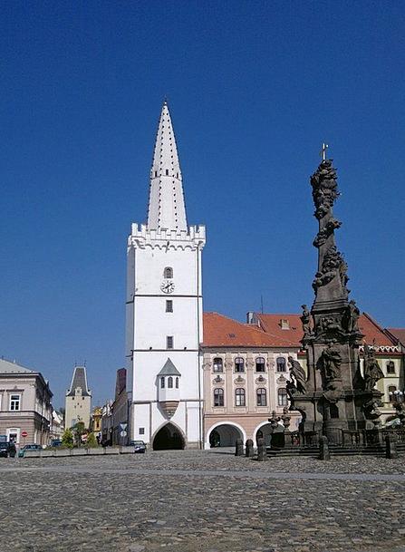 Bohemia Buildings Architecture Town Hall Kada? Whi