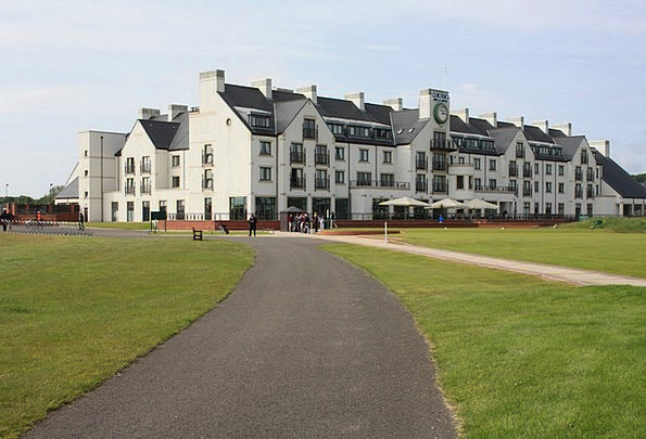 Golf Scotland Carnoustie Golf Hotel