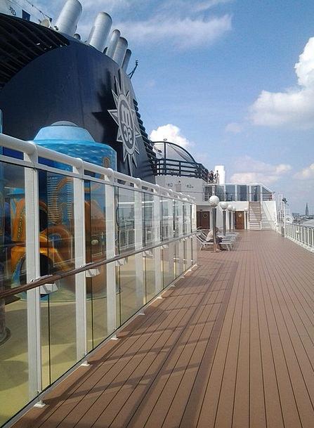 Ship Deck Vacation Vessel Travel Cruise Voyage Shi
