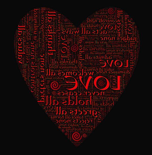 Heart Emotion Darling Affection Love Fellowship Ag