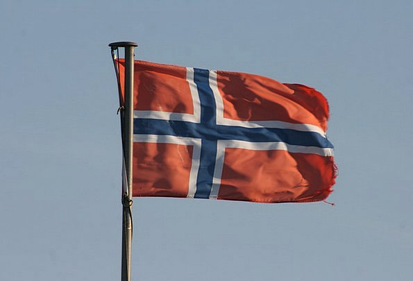 Norway Standard Norwegian Flag Norwegian Flag