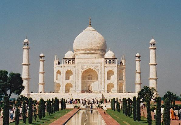 Taj Mahal Tomb India Mausoleum Beauty Loveliness 7