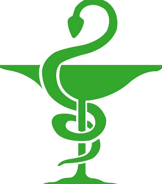 Snake Serpent Medical Medicinal Health Caduceus Me