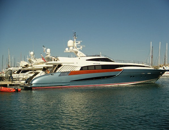 Yachts Ships Marine Majorca Sea Cove Spain Sailboa