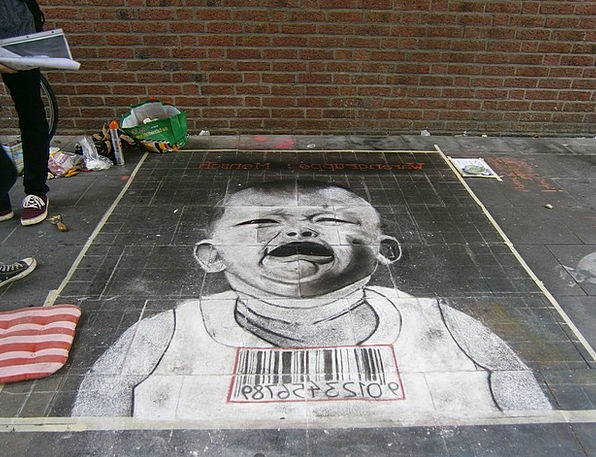 Street Painting Traffic Street Transportation Pain