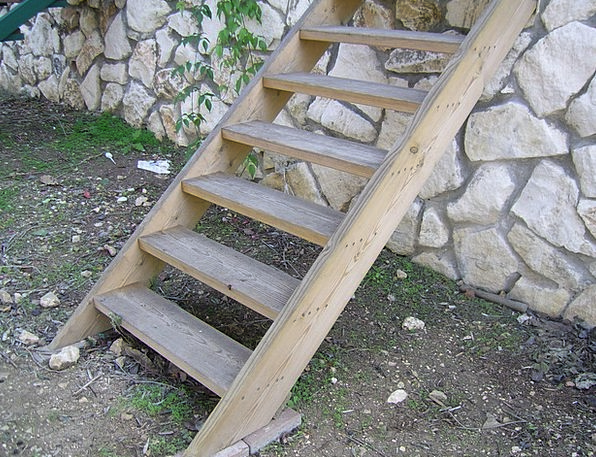 Ladder Ranking Timber Steps Ladders Wooden Woods C