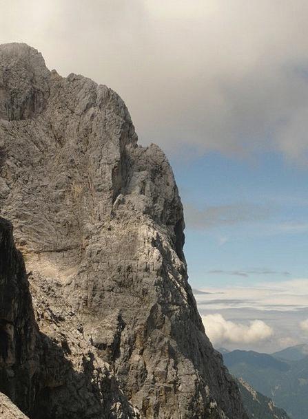 Mountain Crag Landscapes Edge Nature Rock Pillar R
