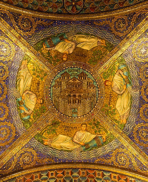 Mosaic Medley Buildings Maximum Architecture Neo B