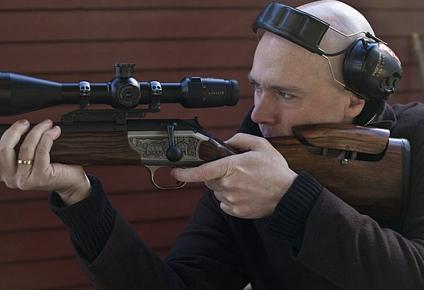 Shooting Gunfire Ransack Hunting Rifle