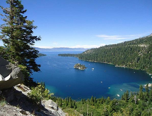 Emerald Bay California Lake Tahoe