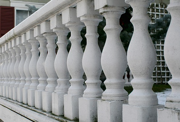 Railings Fences Buildings Portico Architecture Spi