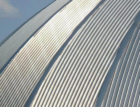 Dome Vault Buildings Architecture Metal Metallic D