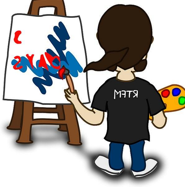Man Gentleman Image Artist Painting Painter Person