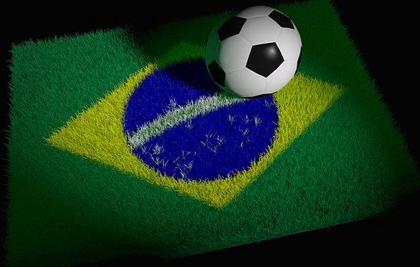 Brazil Football Ball World Championship World Cup