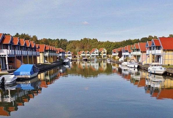 Harbor Village Settlement Payment Rheinsberg Docks