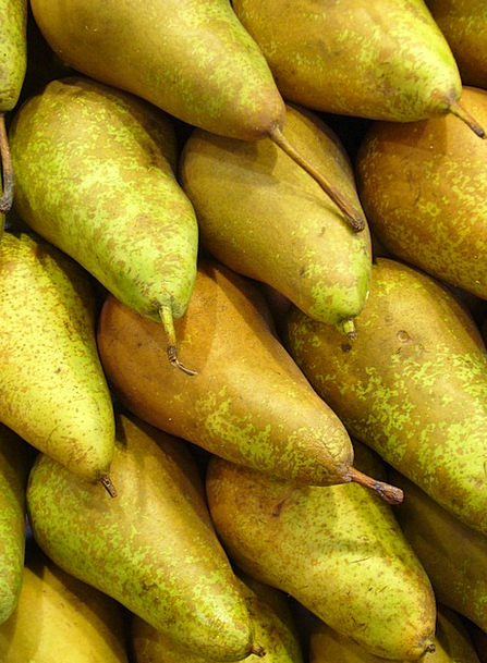 Pears Drink Ovary Food Green Lime Fruit Market Mar