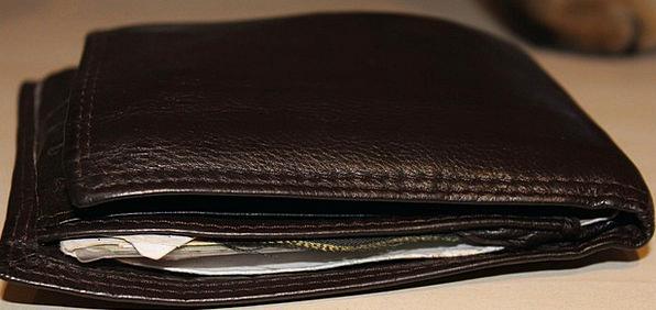 Purse Prize Finance Folder Business Man Purse Wall