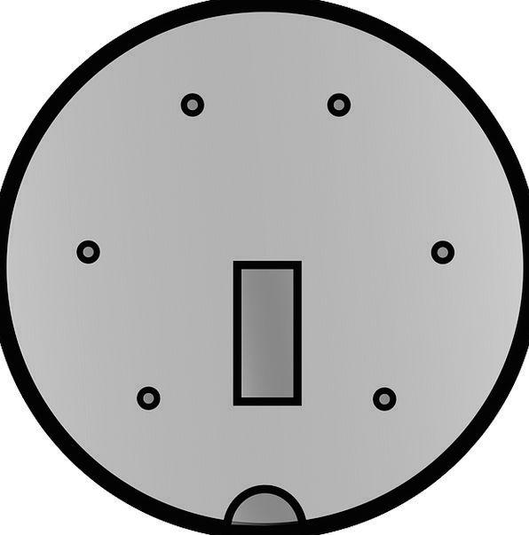 Ps2 Harbor Plug Wad Port Free Vector Graphics Conn