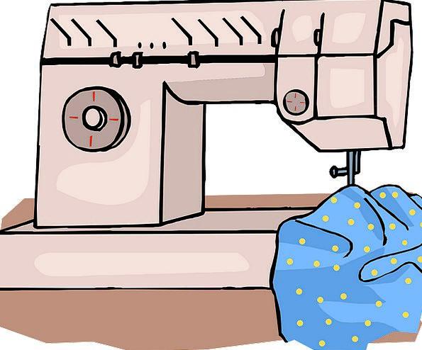 Sewing Mechanism Needle Pointer Machine Thread Yar