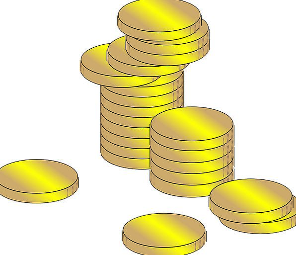Coins Changes Finance Cash Business Profit Income