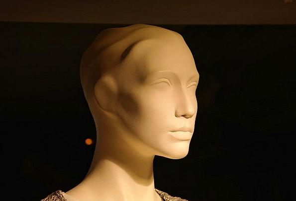 Display Dummy Fashion Toy Beauty Head Skull Doll S