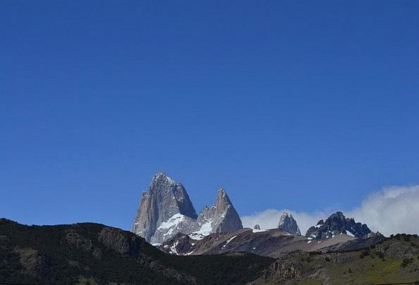 Fritz Roy Patagonia El Chaltén Argentina