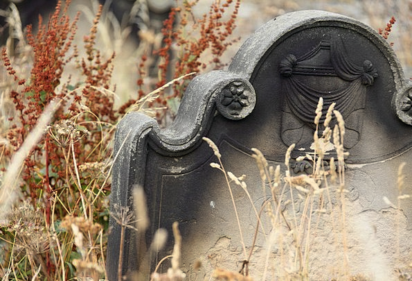 Ancient Antique Interment Cemetery Burial Headston