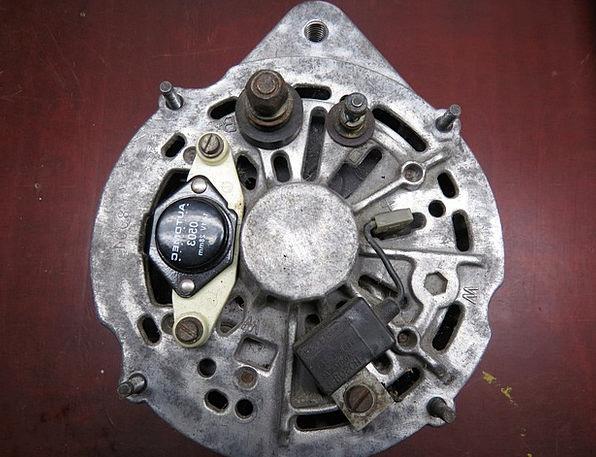 Generator Producer Charging Accusing Car Alternato
